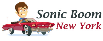 Sonic Boom New York